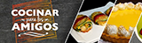 Receta de Almejas a la Marinera en el Canal Youtube Cocinar para los Amigos