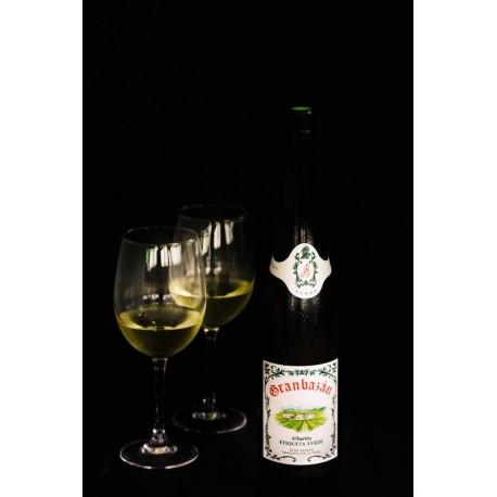 Vino Albariño Granbazán